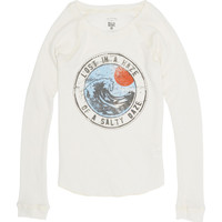 LOST IN A HAZE THERMAL TOP