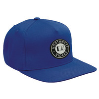 Fives Hat 5 Panel Royal