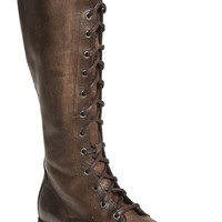 Frye 'Melissa' Tall Lace-Up Boot (Women) | Nordstrom