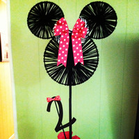 Minnie Mouse Happy Birthday Decorations