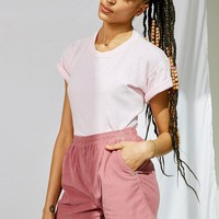 Urban Renewal Remade Corduroy Pull-On Short   Urban Outfitters