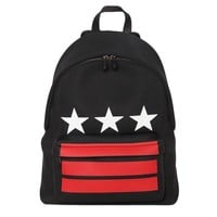 White Stars Neoprene Backpack by Givenchy