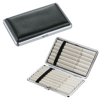 Utah Leather Double Sided Cigarette Case