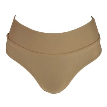 Stone Fox Swim Zion Bottom in Toast