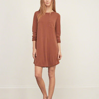 Drapey Pocket Dress