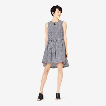 Kate Spade Saturday Trapeze Dress In Shuffle Shape
