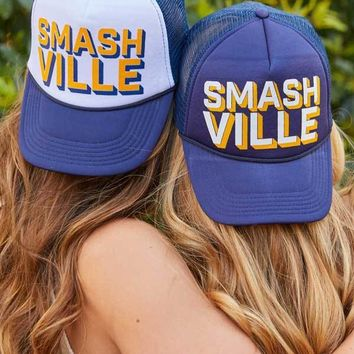 Smashville Nashville party hats