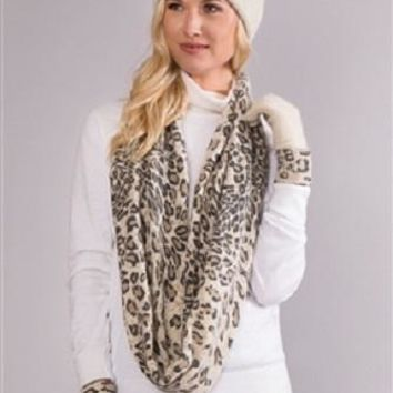 Simply Noelle On The Wild Side Infinity Scarf