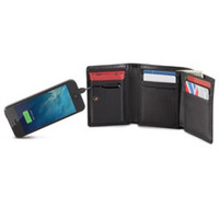 The Smartphone Charging Wallet