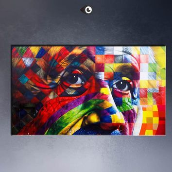 Art Oil Painting Albert canvas poster canvas No Frame