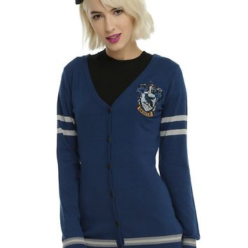 Harry Potter Ravenclaw Girls Cardigan