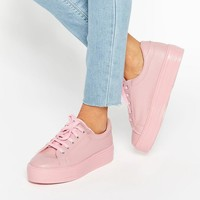 ASOS | ASOS DAY TRIP Flatform Sneakers at ASOS