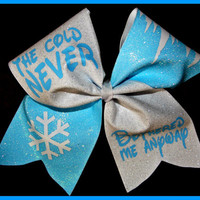 Frozen lyrics CHEER BOW
