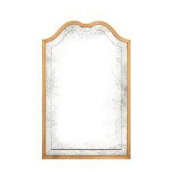 Bonwood Antiqued Gold Mirror by Michael S. Smith