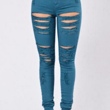 Female jeans female new fall