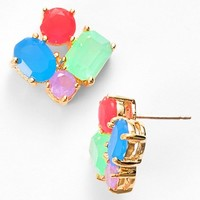 Women's kate spade new york cluster stud earrings - Multi