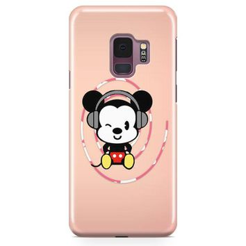 Similiar Mickey Mouse Samsung Galaxy S9 Case | Casescraft