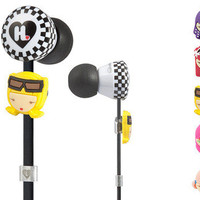 Harajuku Lovers Wicked Style Earphones from Monster® Refurbished