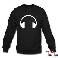 Headphones 6 sweatshirt
