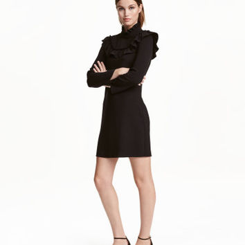 H&M Ruffled Dress $49.99