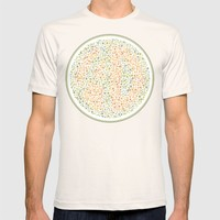 Color Blind T-shirt by Artistic Dyslexia | Society6