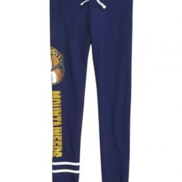 West Virginia Mountaineers Cuff Leggings | Girls College Active Shop | Shop Justice