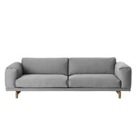 Rest Sofa: 3 Seater - A+R Store