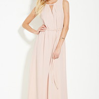 Contemporary Cutout Maxi Dress