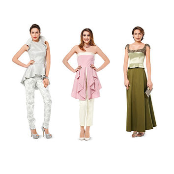 Shop Sexy Tops Sewing Patterns on Wanelo