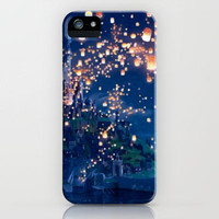 Rapunzel Light of the myriad iPhone Case by acorn