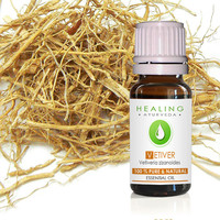Vetiver root oil- Pure Vetiver essential oil- khus khus- perfume fixative, Spiritual oil, Ayurveda essential oil, Root oil, Aromatherpay