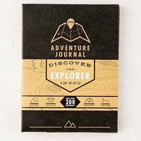 Interactive Adventure Journal