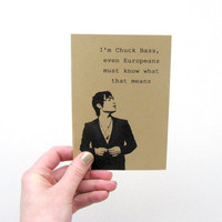 Chuck Bass and Europeans notebook Gossip Girl Ed by invisiblecrown