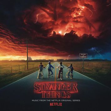 Stranger Things (Music From The Netflix Original Series) Season 1 & 2 Soundtrack LP