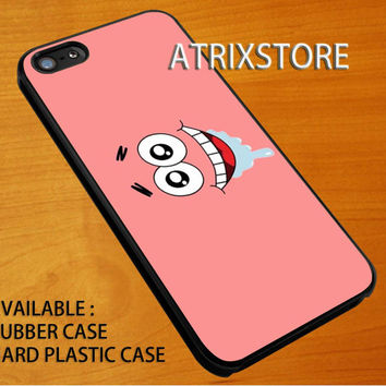 patrick star ,Accessories,Case,Cell Phone,iPhone 5/5S/5C,iPhone 4/4S,Samsung Galaxy S3,Samsung Galaxy S4,Rubber,24-06-5-Xm