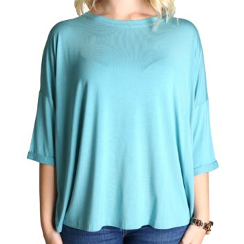 Paloma Piko Loose Sleeve Top