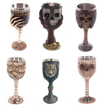 3D Halloween Cup with Stainless Steel Liner-6 To Choose
