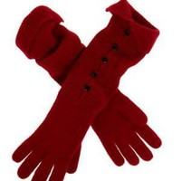 Lots of Glove for You in Red | Mod Retro Vintage Gloves | ModCloth.com