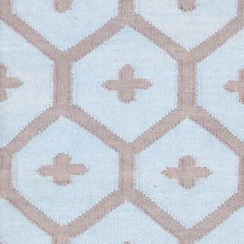 Bunny Williams | Elizabeth Blue Indoor/Outdoor Rug