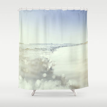 This is the end... Shower Curtain by HappyMelvin