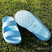 sky blue classic jandals® -  pali hawaii sandals
