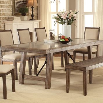 Dubas Industrial Dining Table