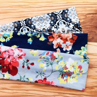 Patterned Headbands