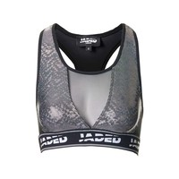 **Sport Holographic Mesh Crop Top by Jaded London - Sale & Offers