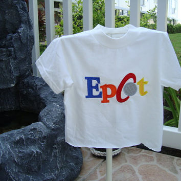 Disney Epcot Shirt for your Disney Vacation