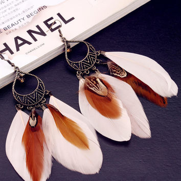 Trendy Fashion Earrings [4915726404]