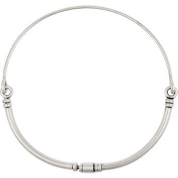 Pamela Love - Rivera silver-plated choker