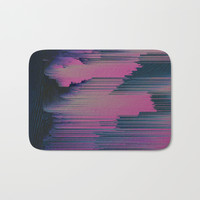 Tickled Pink Bath Mat by duckyb