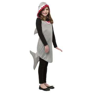 Shark Dress Tween 10-12