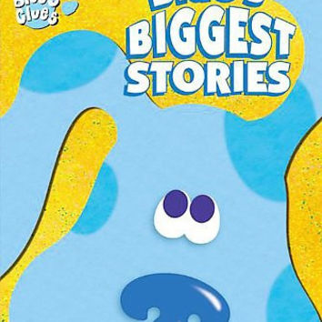 Blues Clues-Blues Biggest Stories (Dvd) Eng Dol Dig